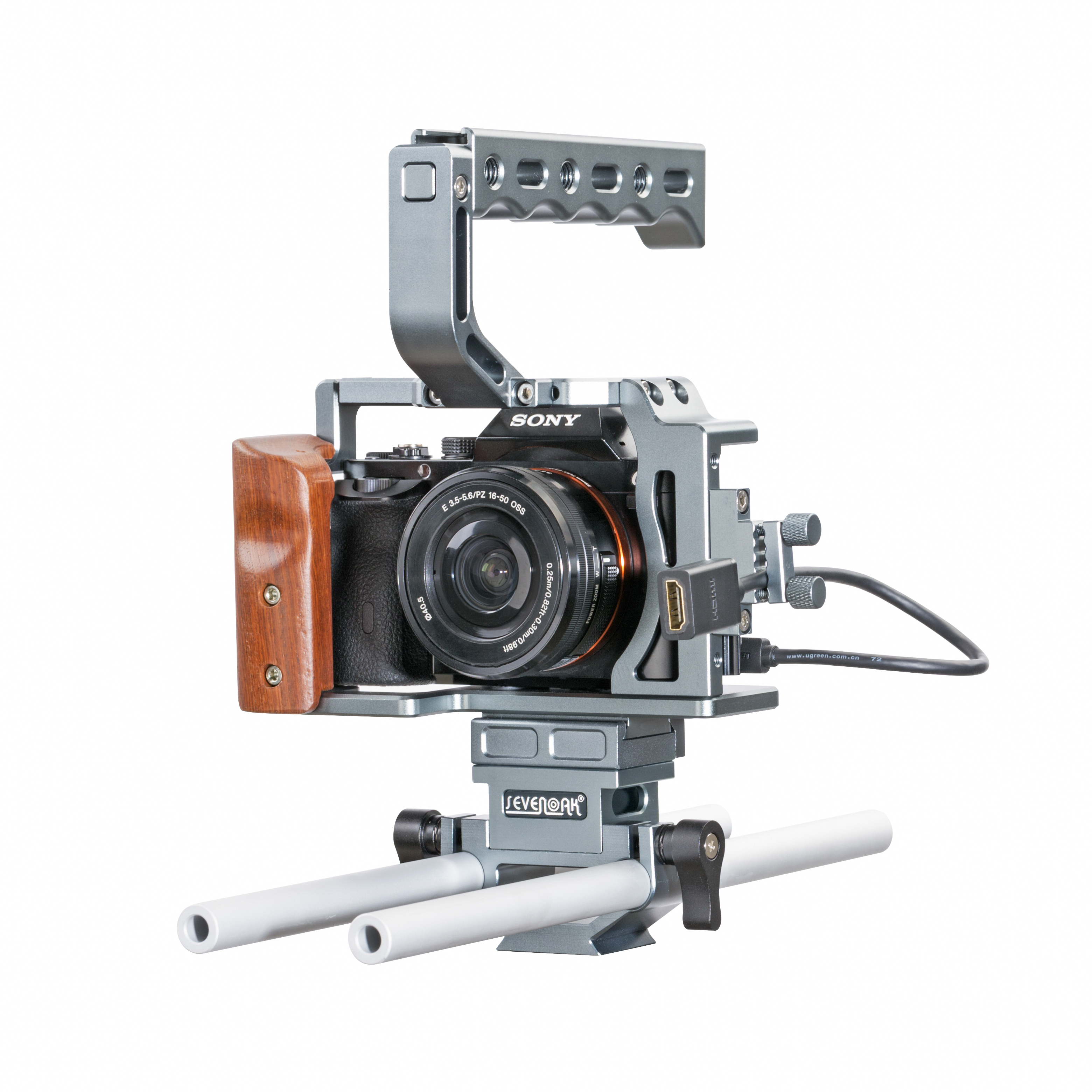 Camera cage for Sony A7